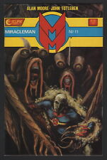 MIRACLEMAN #11, 1987, Eclipse Comics, NM- CONDITION COPY, MOORE AND TOTLEBEN