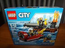 LEGO, CITY, FIRE STARTER SET, KIT #60106, NEW IN BOX, 2016