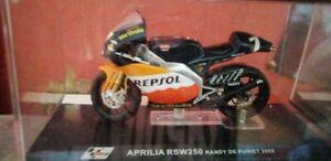 Moto GP 1/18 Course Moto Collection Honda/Suzuki/Proton/Kawasaki/Yamaha/Ducati