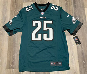 Mens Nike LeSean McCoy #25 Philadelphia Eagles Size Medium Jersey Green NWT $100