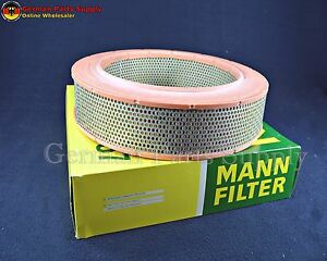Mercedes R107 W108 W109 W116 MANN OEM Air Filter 0010942704 / C 36 157