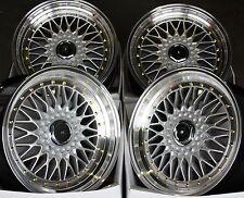 "18"" RS ALLOY WHEELS FIT BMW E81 E82 E87 E88 F20 F21 F45 F36 F32 F33 X3 E83 F25"
