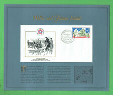 #KK.  1776 - 1976  AMERICAN REVOLUTION FIRST DAY COVER - WALLIS & FUTUNA ISLAND