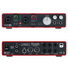 Focusrite Scarlett 6i6 2nd Generation USB-Powered Audio Interface