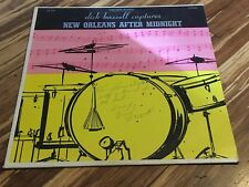 Dick Bazzell Signed Jazz Album New Orleans After Midnight Autographed Copy Dn104
