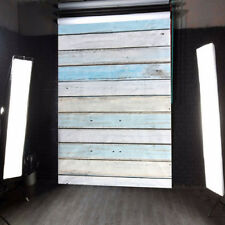 3x5 Beach Style Wood Wall Floor Vinyl Backdrop Photography Prop Photo Background
