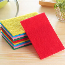 10X Magic Kitchen Sponge Eraser Cleaning Towel Wash Cloth Dish Foam Pads Cleaner