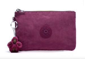 Kipling Viv Pouch Purple