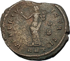 GALERIA VALERIA Diocletian Daughter Authentic Ancient Roman Coin w VENUS i65551