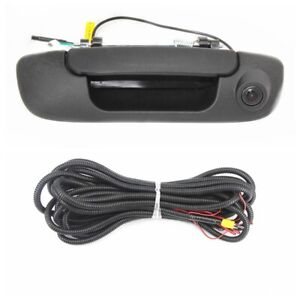 Tailgate Handle Backup View Camera for Dodge 2003-2008 Ram 1500 2500 3500