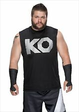 Kevin Ko Owens cartel WWE Wrestling héroe Champ RAW, Free P + P, elija su tamaño
