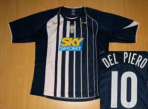 sale DEL PIERO Juventus 3rd THIRD 2004 2005 shirt jersey camiseta soccer maglia