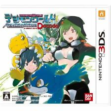 Used 3DS Digimon World Re: Digitize Decode Import Japan