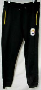 Pittsburgh Steelers Men's Size Large GIII Jogger Sideline Pants  C1 1854