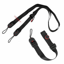 Quick Release Cuff Wrist Strap + Shoulder Strap for DSLR SLR GoPro Hero 4/3/2/1