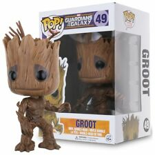 Funko POP! Marvel Guardians of the Galaxy Groot Figura de Vinilo Juguete 49#