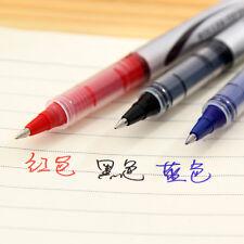Classic Roller Tip Pen Liquid Ink Gel Pen Office School Supplies Canetas Escolar