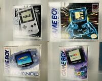Acrylic Protective Display Case For Nintendo Gameboy Advance/DMG/Pocket/Color