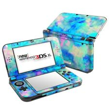 Nintendo New 3DS XL Skin - Electrify Ice Blue by Amy Sia - Decal Sticker