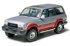 Tamiya Models 1/24 Toyota Land Cruiser 80 VX Limited Version