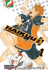 HAIKYU!! da 1 a 24 completa ed. star comics manga