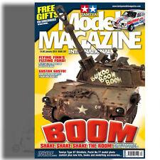MAGAZINE: TAMIYA MODEL MAGAZINE INTERNATIONAL ISSUE 267 JANUARY 2018