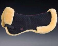 Christ Lammfelle Sheepskin / Lambskin Half Pad With Rolled Edge Msrp $185