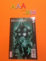 Comic Ultimates 2 #5 Marvel Comics NM The Passion Play Thor