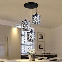 Modern Flower Petal Ceiling Light LED Pendant Lamp Dining Room Chandelier