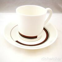 Wedgwood Bone China PRELUDE by Susie Cooper Cup & Saucer Set(s)