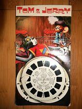 VIEWMASTER REELS - TOM & JERRY DROOPY SPYKE-  BB 511 1956 ORIGINAL RARE