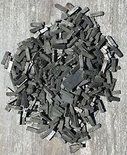 Lot Vintage Antique Lead Printing Press Typeset Letters Letter Metal Blocks