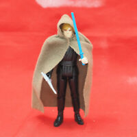 Vintage Star Wars Luke Skywalker Jedi Action Figure w/ Weapons