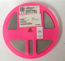x4000pcs **NEW** YAGEO RL2512FK-07R75, Resistor Thick Film R75 Ohm 1% 1W