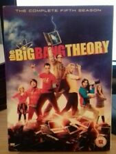 The Big Bang Theory Season 5, V The Complete Series & Arressted Develop S3