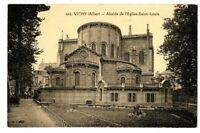 CPA Auvergne 03 Allier Vichy Abside de l'Eglise Saint-Louis