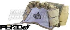 PBrack Jetpack Paintball Harness - Urban Tan Pod Pack **FREE SHIPPING**
