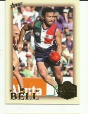 2018 SELECT LEGACY HALL OF FAME FREMANTLE DOCKERS PETER BELL HF237 CARD AFL