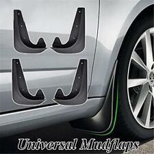 4pcs Abs Universal Black Car Mud Flaps Splash Guards For Auto Truck Accessories Fits Toyota