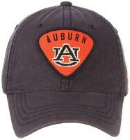 Auburn Tigers Hat Cap Washed Cotton Adjustable Strap With Buckle NWT