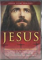 Jesus NEW DVD 24 Languages Drama 3 Years of Jesus' Ministry From Gospel of Luke