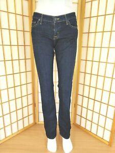 Hudson Jeans - Blue - Size 12 - 29W - 32L - Straight Leg
