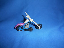 CHOPPER LONGHORN Horned Handlebar Cycle MOTORCYCLE Plastic Kinder Surprise 1990