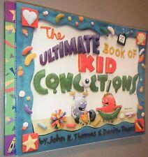 2 Vol Set The Ultimate Book of Kid Concoctions Vol 1 & 2 by John Danita Thomas
