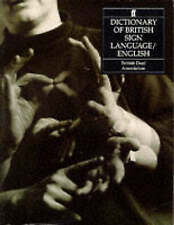 Dictionary of British Sign Language: Compiled by the British Deaf Association...