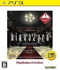Resident Evil HD remastered PlayStation 3 the Best B013JWYW4K F/S