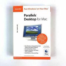 New Parallels Desktop for Mac Run Windows Applications Programs on Your Mac