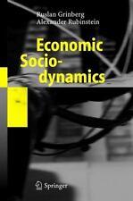 Economic Sociodynamics: By Ruslan Grinberg, Alexander Rubinstein