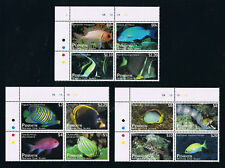 Penrhyn 2012 Marine Life Fish Stamps Completed Set MNH