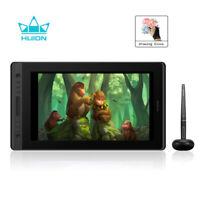 Huion KAMVAS Pro 16 Digital Graphic Drwaing Monitor Battery-free pen 120% sRGB